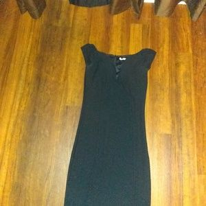 San joy little black dress